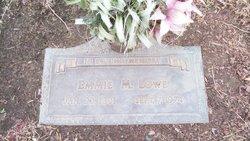 Emmie <I>Mason</I> Lowe