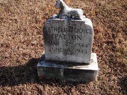 Catherine Joyce Patton