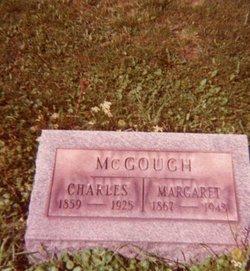 Margaret Elizabeth <I>Stahl</I> McGough