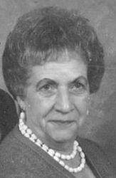 Cecilia Marie <I>Montcalm</I> Armiga