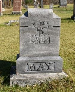 Virginia <I>Young</I> May