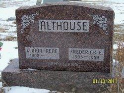 Elinor Irene <I>Dorman</I> Althouse