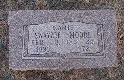 Mamie Bell <I>Johnson</I> Moore