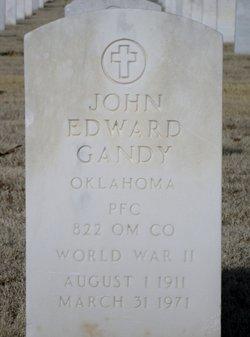 John Edward Gandy