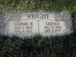 Sidney F. Wright