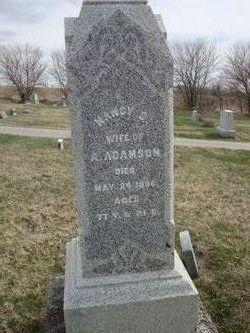 Nancy <I>Botkin</I> Adamson