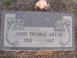 John Thomas Axton