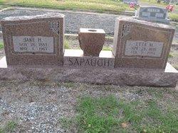 """Jacob Hudson """"Jake"""" Sapaugh"""