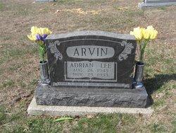 Adrian Lee Arvin