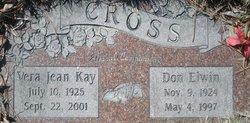 Don Elwin Cross