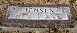 Annie Anina <I>Steen</I> Jensen