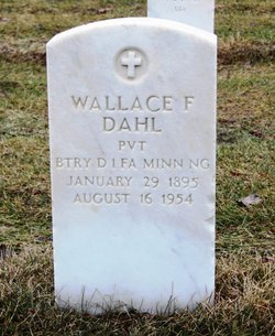 Wallace F Dahl