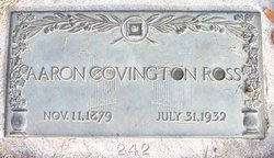 Aaron Covington Ross