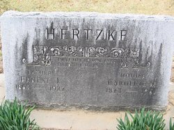 Ernest John Hertzke