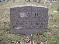 Emerson Collins Leach