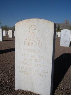 Joe G Fierro