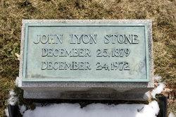 John Lyon Stone