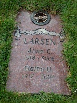 Alvin Clarence Larsen