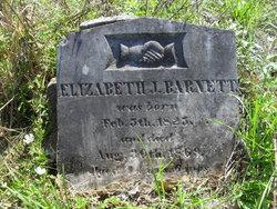 Elizabeth Jennings <I>Lee</I> Barnett