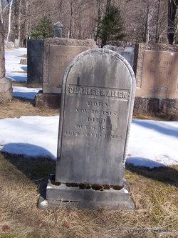 Charles Stebbins Allen