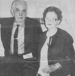Nora Mae <I>Patterson</I> Barker