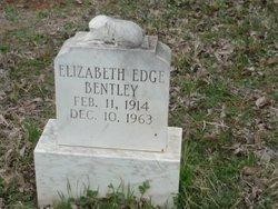 Elizabeth <I>Edge</I> Bentley