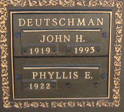 John Herbert Deutschman