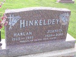 Juanita Jean <I>Hix</I> Hinkeldey-Gustafson