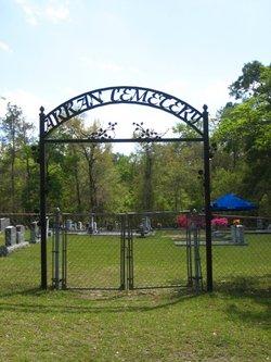 Arran Cemetery