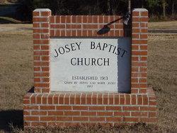 Josey Baptist Church Cemetery