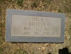 Lois Estas <I>Shafer</I> Brieger