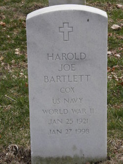Harold Joe Bartlett