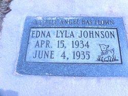 Edna Lyla Johnson