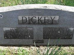 "James S. ""Crazy Jim"" Dickey"