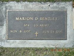 "Marion Dennis ""Buddy"" Bentley"