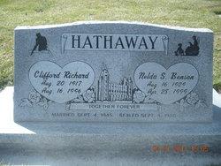 Clifford Richard Hathaway
