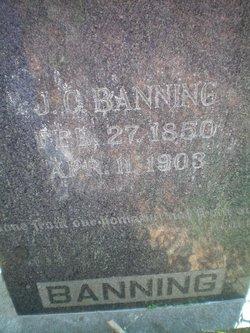 J. C. Banning