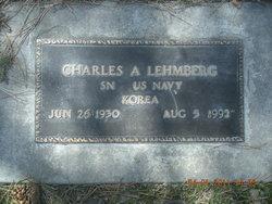 "Charles A. ""Chuck"" Lehmberg"