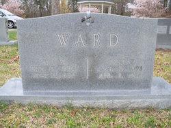 Katie Earl <I>Whitfield</I> Ward