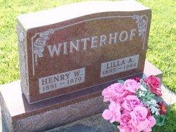 Lilla Anna <I>Huseman</I> Winterhof