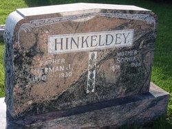Sophie H. <I>Honsbruch</I> Hinkeldey