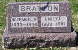 """Nathaniel Anderson """"Nate"""" Bratton"""