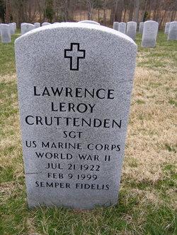 Lawrence Leroy Cruttenden