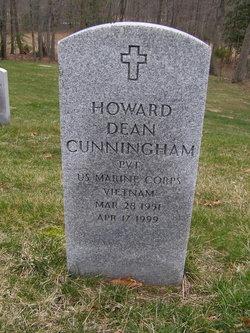 Howard Dean Cunningham