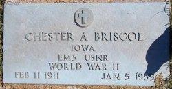 Chester Alvin Briscoe