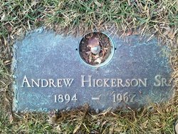 Andrew Hickerson, Sr