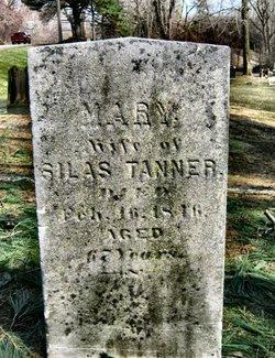 """Mary """"Molly"""" <I>Gilmore</I> Tanner"""