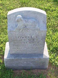 Lowell E Winterhof