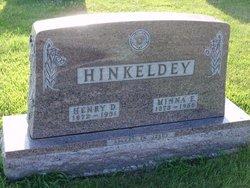 Henry D Hinkeldey