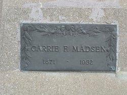Carrie Peterson <I>Fugelsang</I> Madsen
